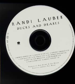 DUCKS AND DRAKES ランディ・ルーベク 画像