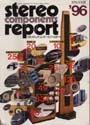 STEREO COMPORNENTS REPORT 1996