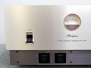 PS-1200 Accuphase 画像