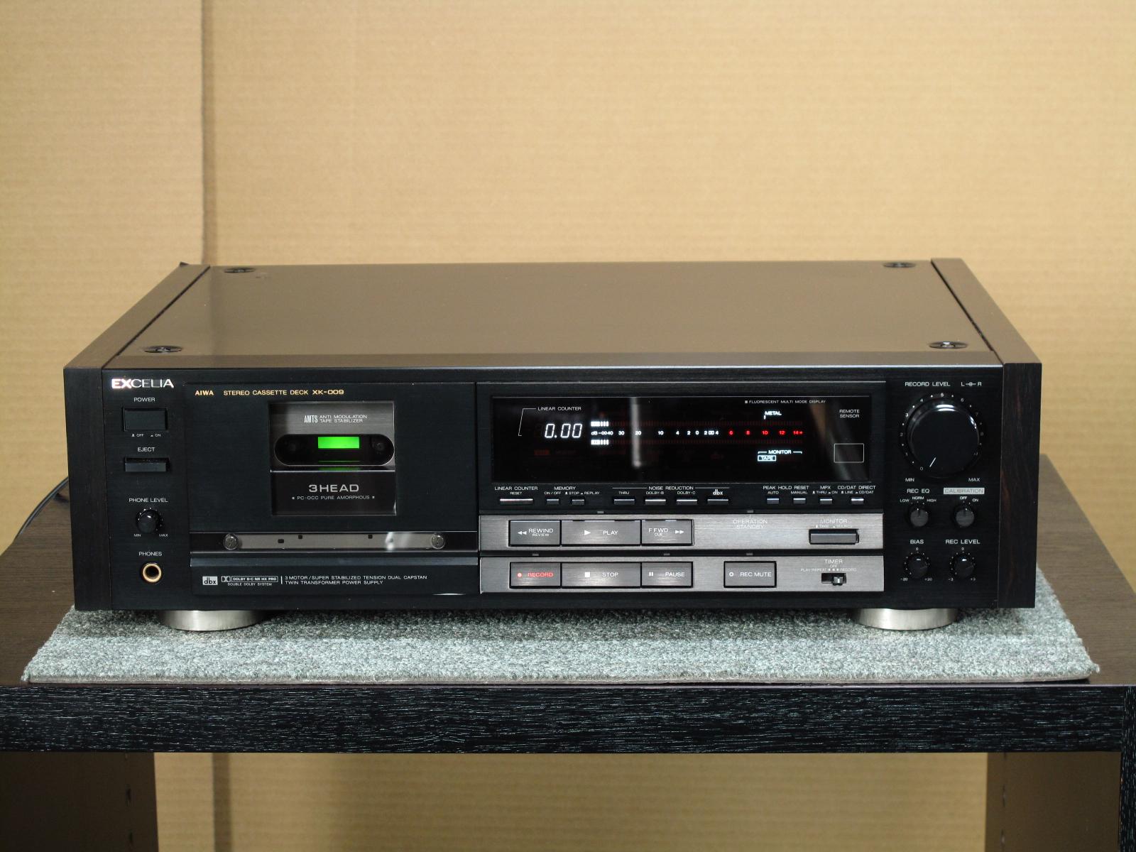 XK-009 AIWA 画像