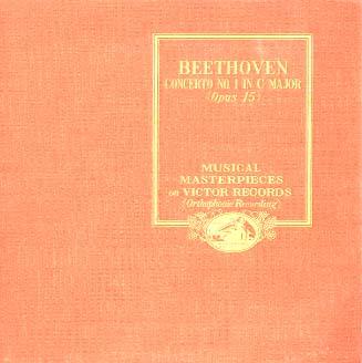 BEETHOVEN/CONCERTO NO.1 IN C MAJOR MALCOLM SARGENT (指揮) 画像