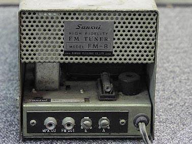 FM-8 SANSUI - HiFi-Do McIntosh/JBL/audio-technica/Jeff Rowland/Accuphase