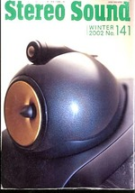 STEREO SOUND NO.141  2002 WINTER