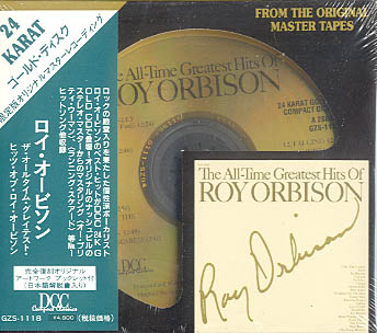 THE ALL TIME GREATEST HITS OF ROY ORBISON ROY ORBISON 画像