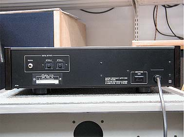 DP-80L Accuphase 画像