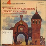 MUSSORGSKY/PICTURES AT AN EXHIBITION