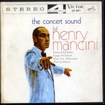 THE CONCERT SOUND OF HENNY MANCINI