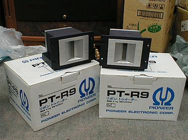 PT-R9 pioneer 画像