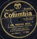 I LIKE MOUNTAIN MUSIC/WHEN IT'S LAMPLIGHTIN' TIME IN THE VALLEY