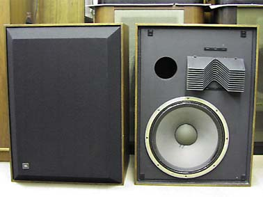 L45 Flair/130A,175DLH, JBL 画像