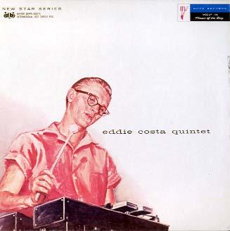 EDDIE COSTA QUINTET EDDIE COSTA(p,vib) - 中古オーディオ 高価買取 ...