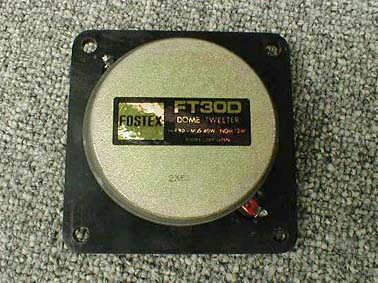 FT30D FOSTEX 画像