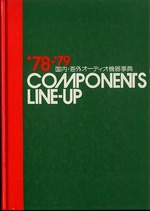 '78-'79 COMPONENTS LINE-UP