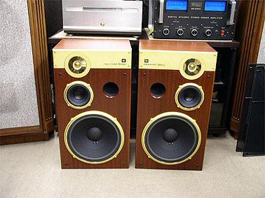 L100 CENTURY GOLD JBL - HiFi-Do McIntosh/JBL/audio-technica