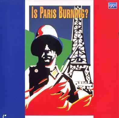パリは燃えているか〈ワイド〉 監督/ルネ・クレマン、脚色/フランシス・フォード・コッポラ 画像