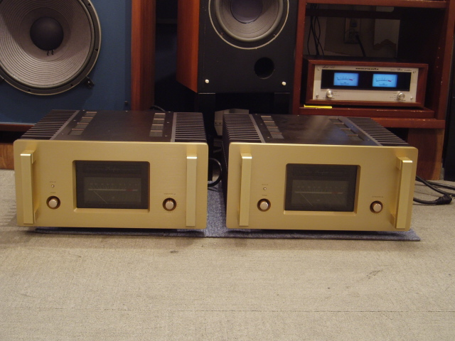 A-100 Accuphase 画像