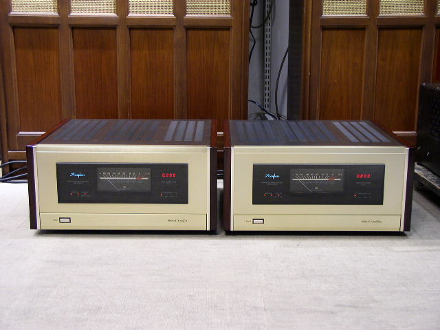 1000 Accuphase HiFi-Do McIntosh/JBL/audio-technica/Jeff Rowland ...
