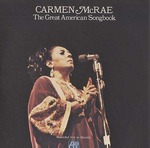 THE GREAT AMERICAN SONGBOOK/CARMEN McRAE