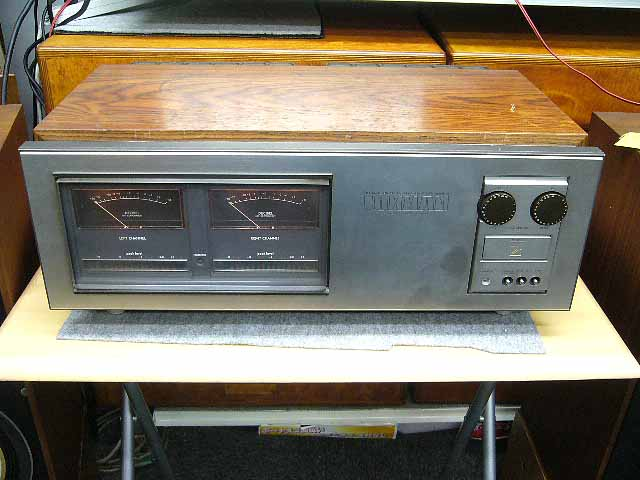 M-6000 Luxman 画像