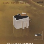 DENON , CARTRIDGE CLINIC RECORD