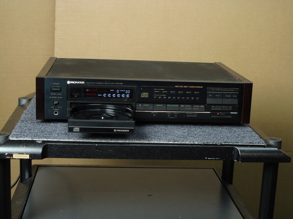 PD-M6 PIONEER 画像
