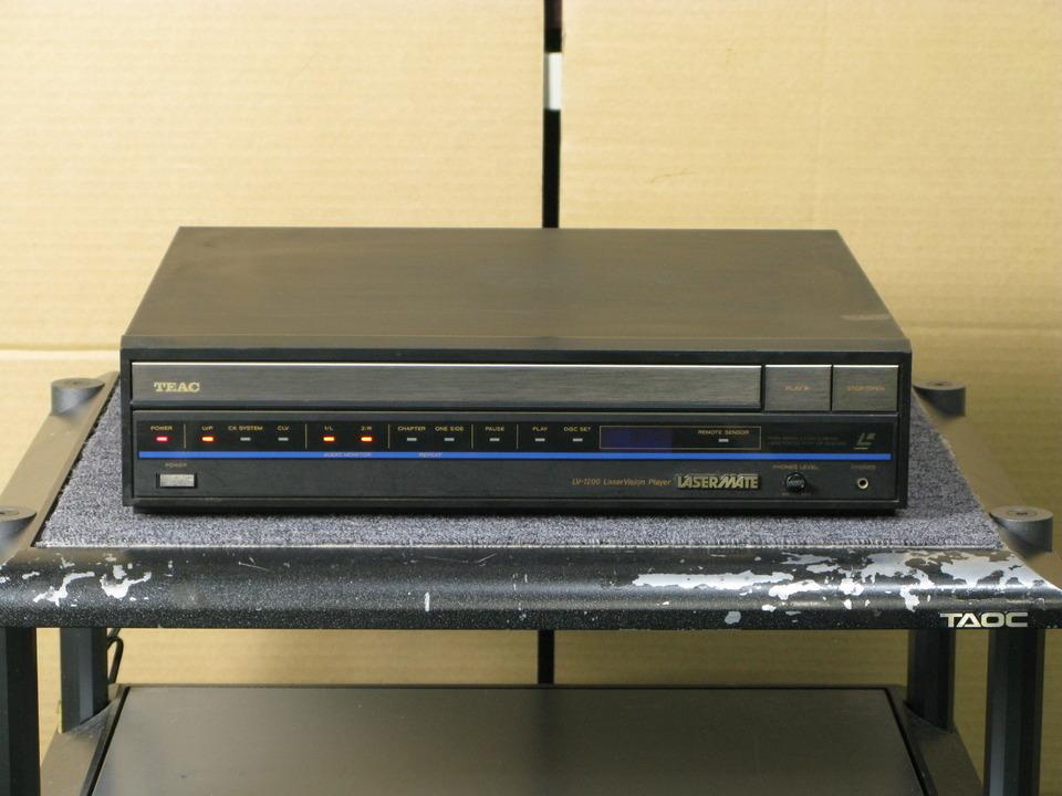 LV-1200 TEAC 画像