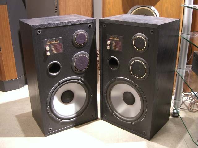 3312 Acoustic Studio Monitor Speakers http://www.hifido.co.jp/KW/G0201/J/0-50/C07-29675-87657-00/