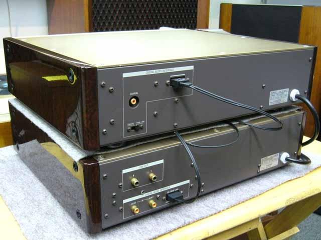 CDP-R1+DAS-R1 SONY 画像