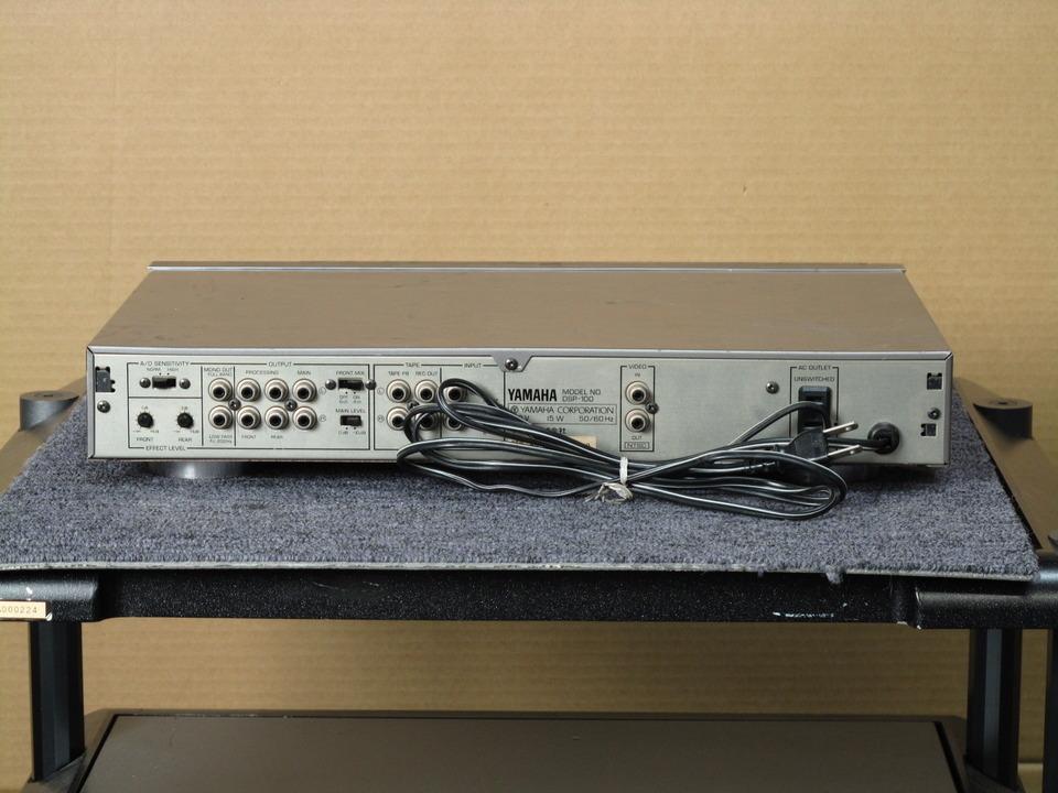 DSP-100 YAMAHA 画像