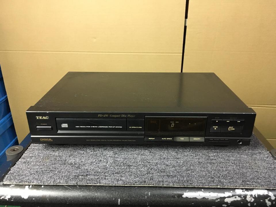 PD-450 TEAC 画像