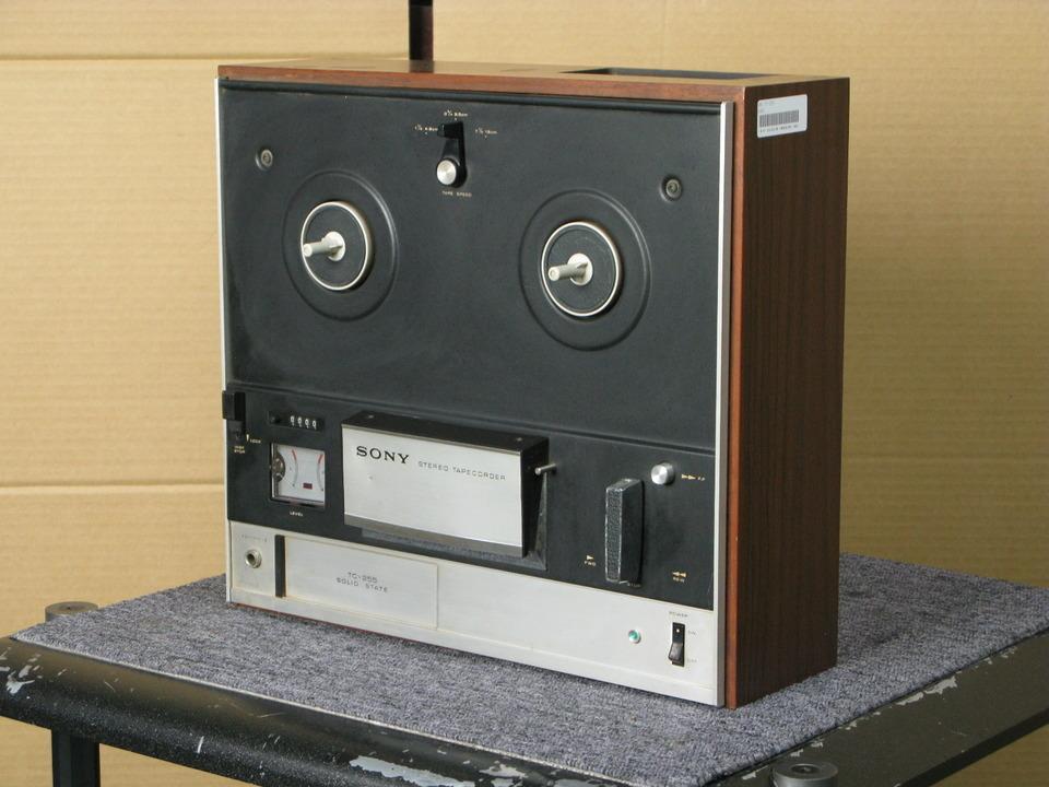 TC-255 SONY 画像