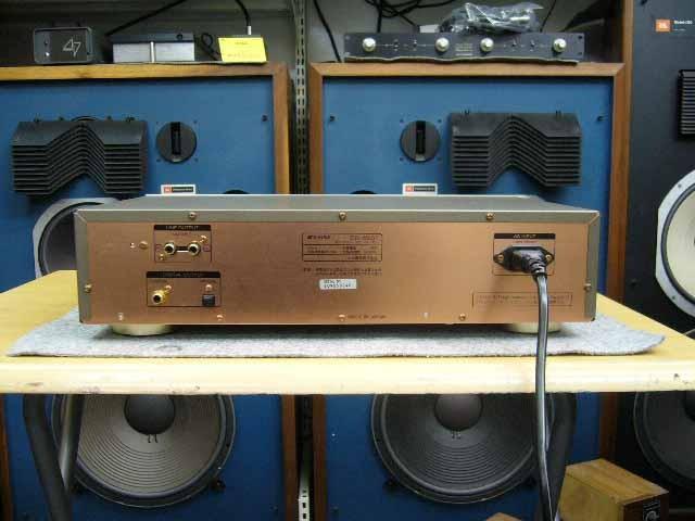 CD-a607 SANSUI 画像
