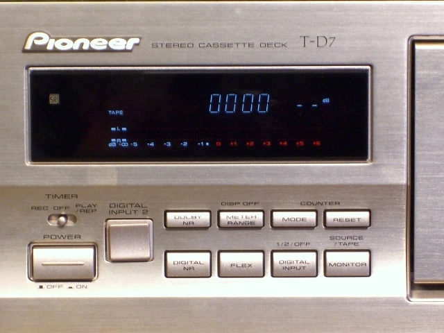 T-D7 PIONEER - HiFi-Do McIntosh/JBL/audio-technica/Jeff