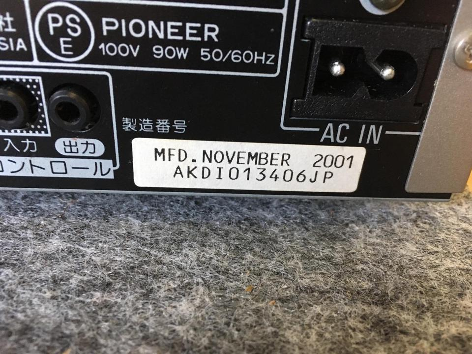 VSA-C300 PIONEER 画像