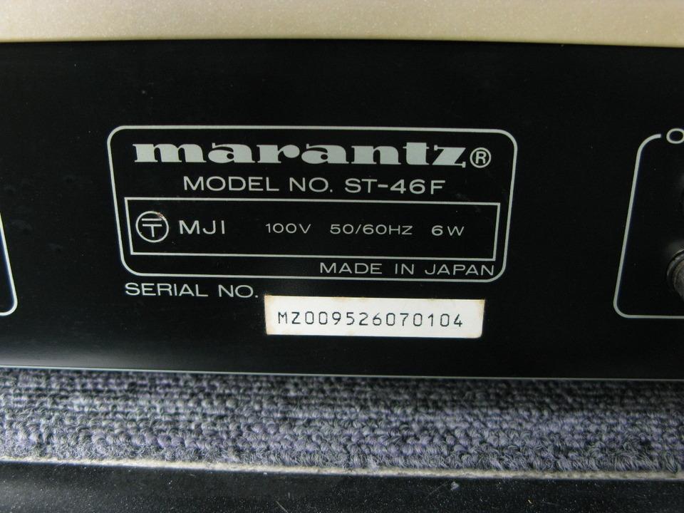 ST-46 MARANTZ 画像