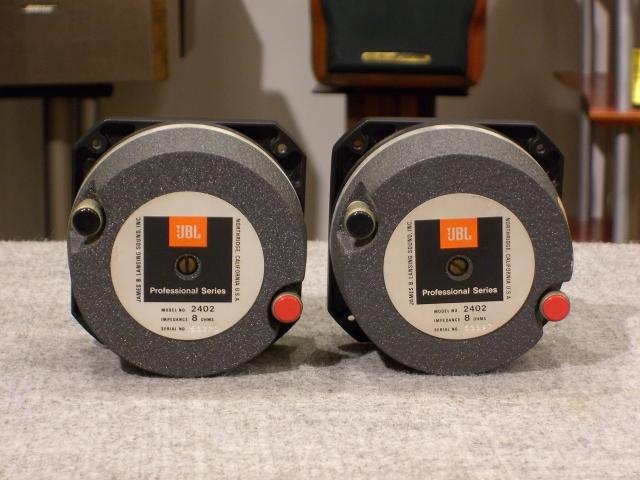 2402 JBL - HiFi-Do McIntosh/JBL/audio-technica/Jeff Rowland/Accuphase