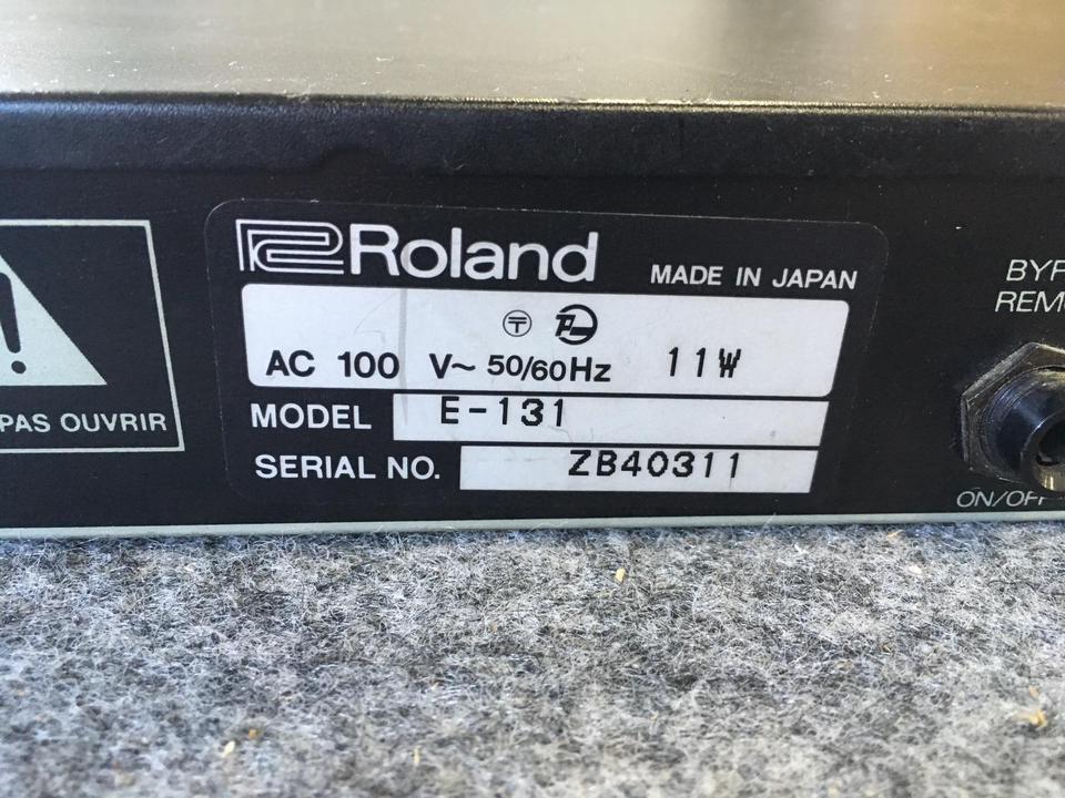 E-131 ROLAND 画像