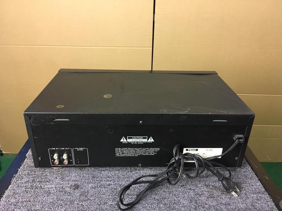 R-560 TEAC 画像