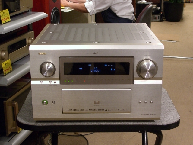AVC-A1XV DENON - HiFi-Do McIntosh/JBL/audio-technica/Jeff