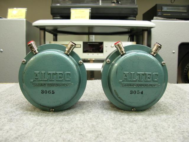 806A ALTEC - HiFi-Do McIntosh/JBL/audio-technica/Jeff Rowland/Accuphase