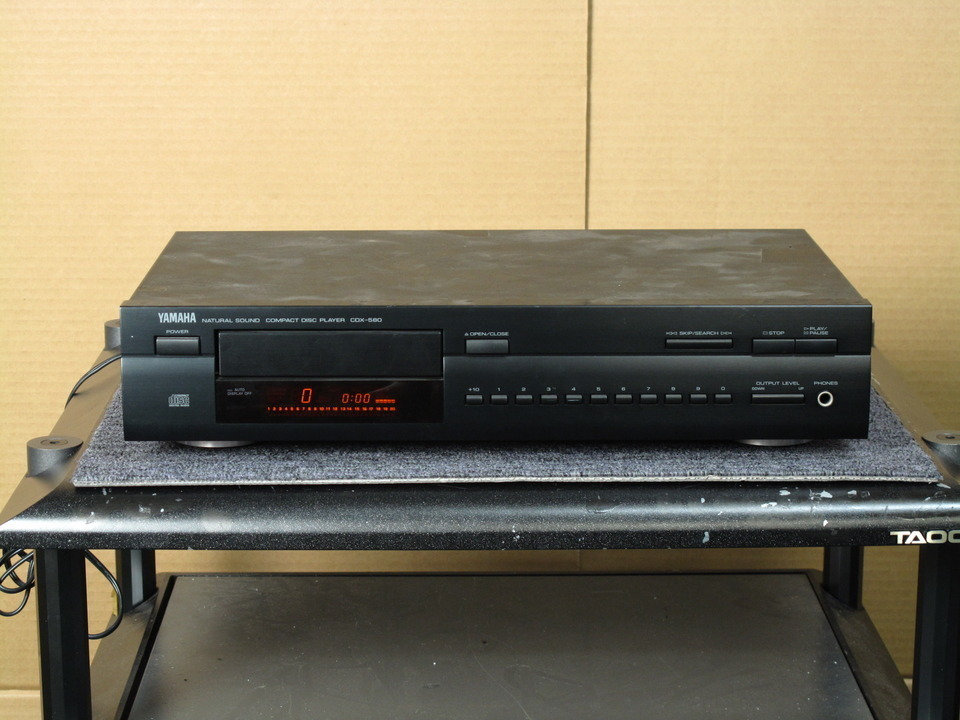 CDX-580 YAMAHA 画像