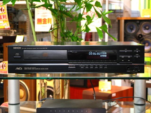 DCD-790 DENON デノン CDプレーヤー・CDトランスポート image[a]
