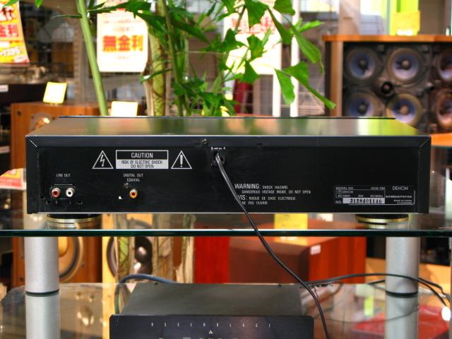 DCD-790 DENON デノン CDプレーヤー・CDトランスポート image[c]