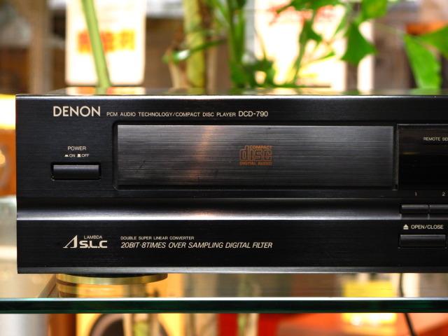 DCD-790 DENON デノン CDプレーヤー・CDトランスポート image[d]