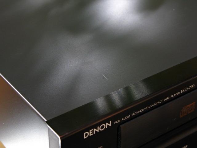 DCD-790 DENON デノン CDプレーヤー・CDトランスポート image[k]