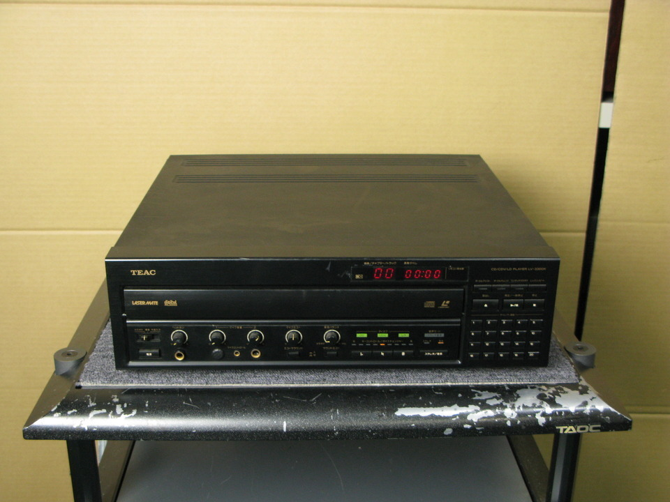 LV-3300K TEAC 画像