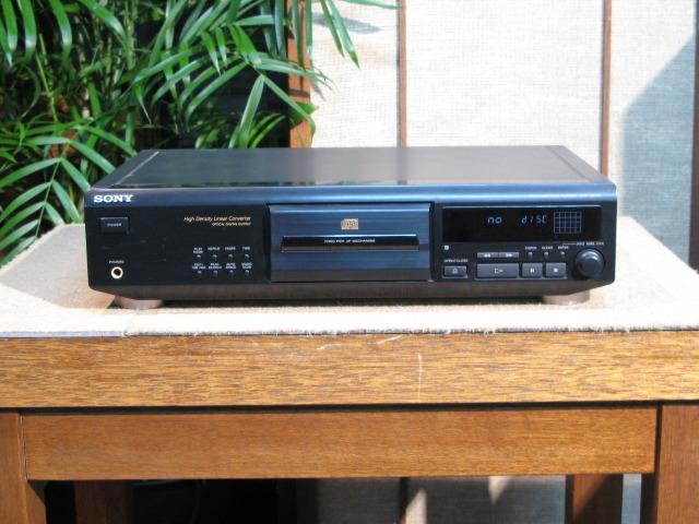 CDP-XE700 sony 画像