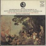 モーツァルト:喜遊曲第17番ニ長調/4つのオーケストラのためのノットゥルノ、ニ長調