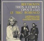 ベートーヴェン:弦楽三重奏曲op.9.