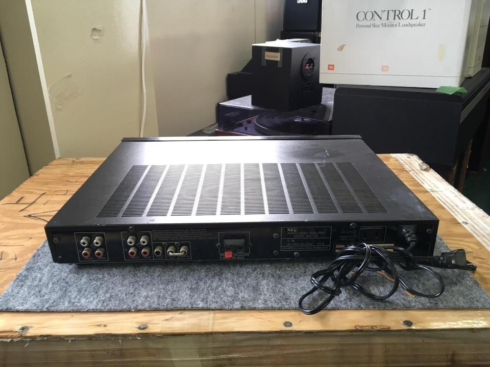 AVD-500 NEC 画像